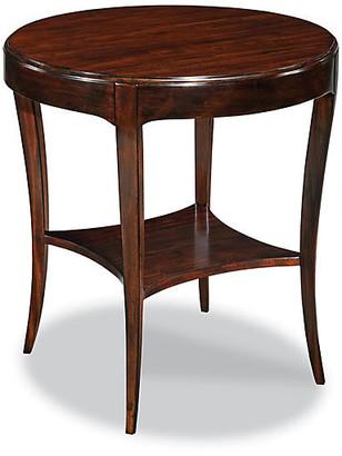 One Kings Lane Abel Side Table - Mahogany