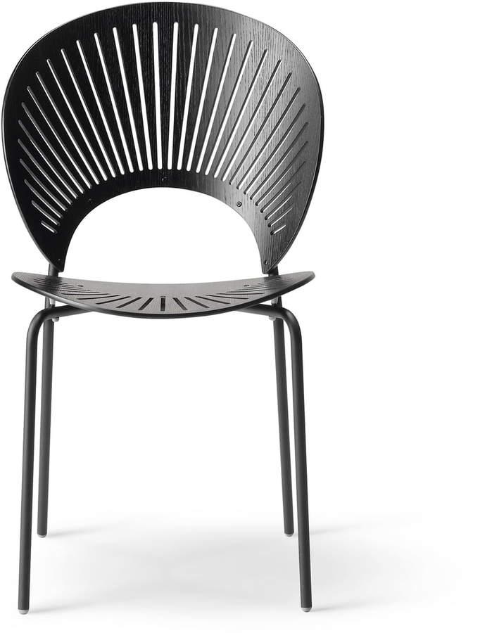 Fredericia Furniture A/S Fredericia - Trinidad Stuhl, Schwarz / Schwarz