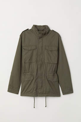 H&M Cotton Jacket - Green