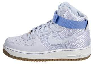 Nike Jordan Air Force 1 High-Top Sneakers w/ Tags