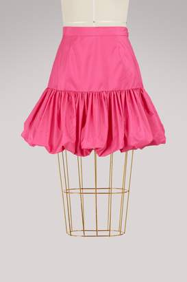 Stella McCartney Taffeta skirt