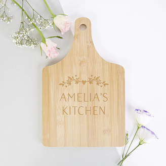 norma&dorothy Birthday Gift For Her Foodie Wooden Serving Board
