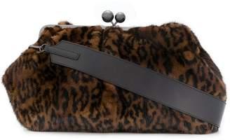 Max Mara Maxi Pasticcino fur bag