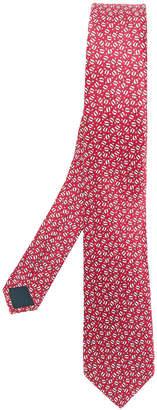 Lanvin printed tie
