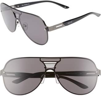 bae09764c4f15 at Nordstrom · Privé Revaux The Hitman 63mm Polarized Oversize Aviator  Sunglasses