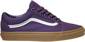 60839ea7b14 Vans Purple Suede Men s Shoes