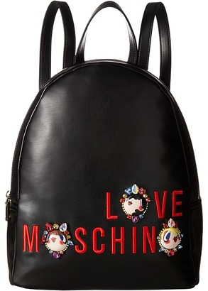 LOVE Moschino - Charming Girls Backpack Backpack Bags $275 thestylecure.com