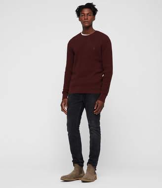 AllSaints Wells Crew Sweater
