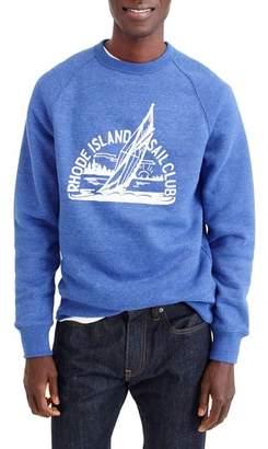 J.Crew J. CREW Rhode Island Sail Club Sweatshirt