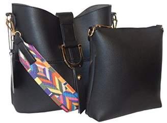 Kathy Ireland Super Soft Premium Vegan leather Guitar Strap Small Crossbody Handbag