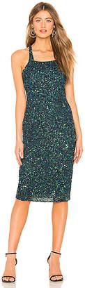 Parker Black Sage Dress