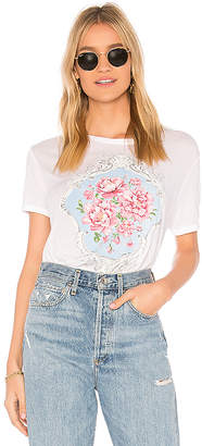 Wildfox Couture Baroque Roses Tee