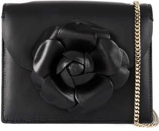 Oscar de la Renta flower embellished shoulder strap