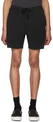 Remi Relief Black Technical Easy Shorts