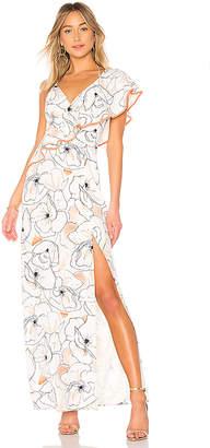 Style Stalker STYLESTALKER Moana Maxi Dress