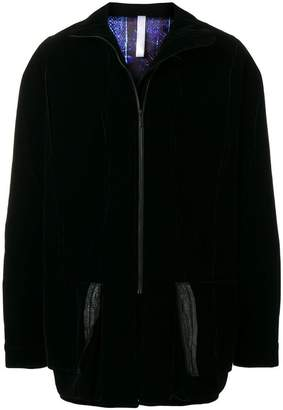 Cottweiler short zipped jacket