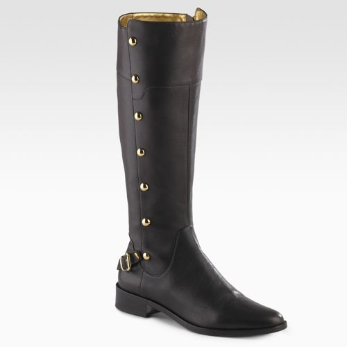 Kors Michael Kors Side-Studded Boots