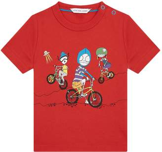 Marc Jacobs Cartoon Print T-Shirt