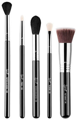 Sigma Beauty Five-Piece Most-Wanted Brush Set
