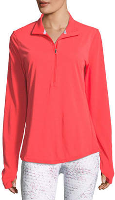 Under Armour Streaker Half-Zip Long-Sleeve Running Shirt