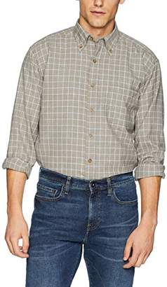 Pendleton Men's Long Sleeve Button Front Classic-fit Sir Shirt