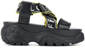Buffalo David Bitton platform sandals