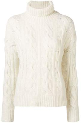 Peserico basic knitted jumper