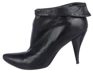 Sigerson Morrison Leather Ankle Boots