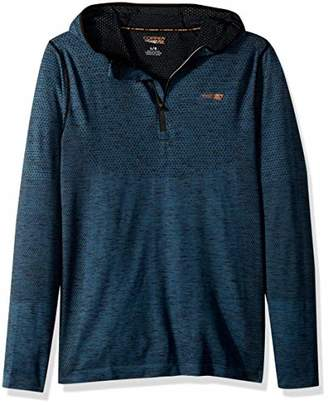 Copper Fit Men's Quarter Zip Hoodie
