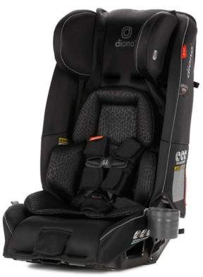 Diono Radian 3 RXT All-in-One Car Seat in Black