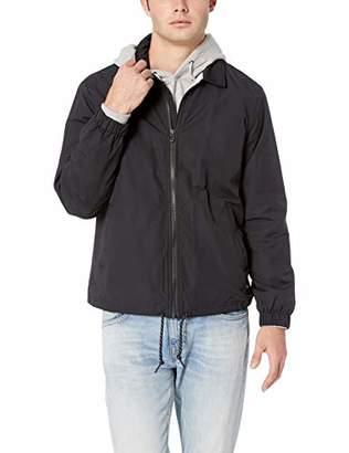 Hurley Men's Nylon Field Jacket