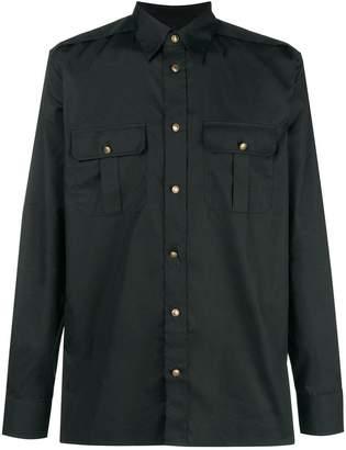 Givenchy poplin shirt