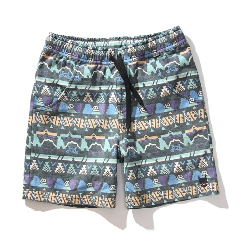 Munster Boy's Jungle Rider Shorts - Aztec
