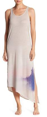Co Retrospective Racerback Maxi Gown