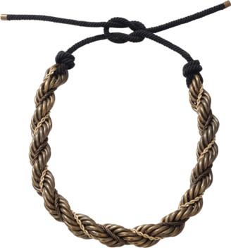 Lanvin Katoucha Multi Chain Necklace