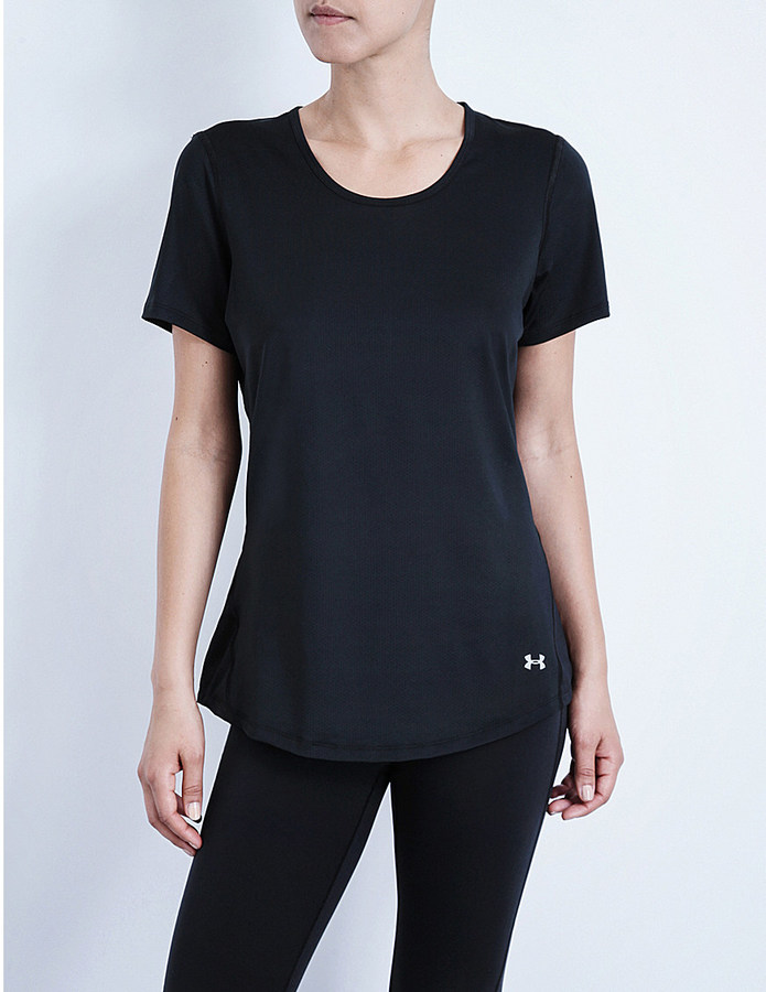UNDER ARMOUR Coolswitch mesh t-shirt