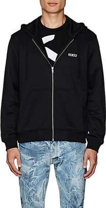 99e4a6ad Kenzo Men's Studded-Dragon Cotton-Blend Terry Hoodie - Black
