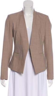 Theory Structured Open-Front Blazer w/ Tags