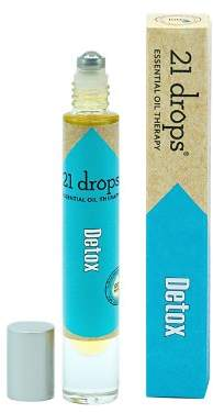 21 Drops Detox Essential Oil Roll-On