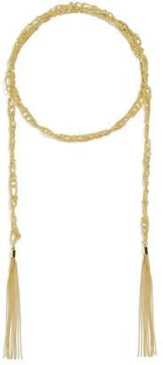 BaubleBar Laurena Tassel Lariat Necklace