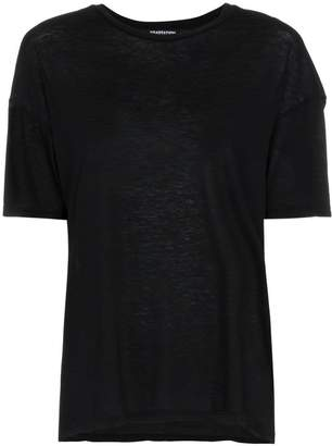 Adaptation Skeleton City of Angels cotton and cashmere tee
