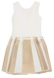 Girl's Reagen Knit Dress