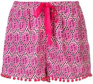 Figue Maja paisley shorts