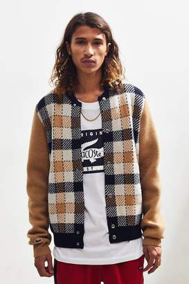 Lacoste LIVE Double Face Teddy Cardigan