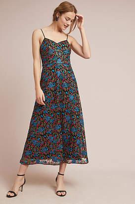 ML Monique Lhuillier x Anthropologie Canossa Dress