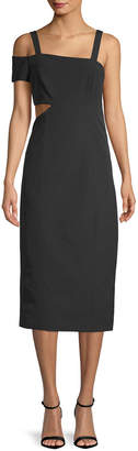 Jay Godfrey Jay By Marquette Solid Dress