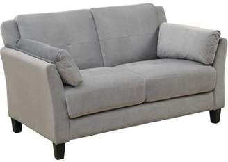 Furniture of America Roseanne Contemporary Loveseat, Multiple Colors