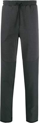 HUGO BOSS panelled sweat pants