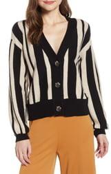 BP Stripe Cardigan