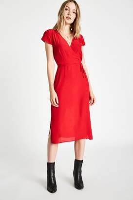 Jack Wills Copethorp Soft Midi Dress